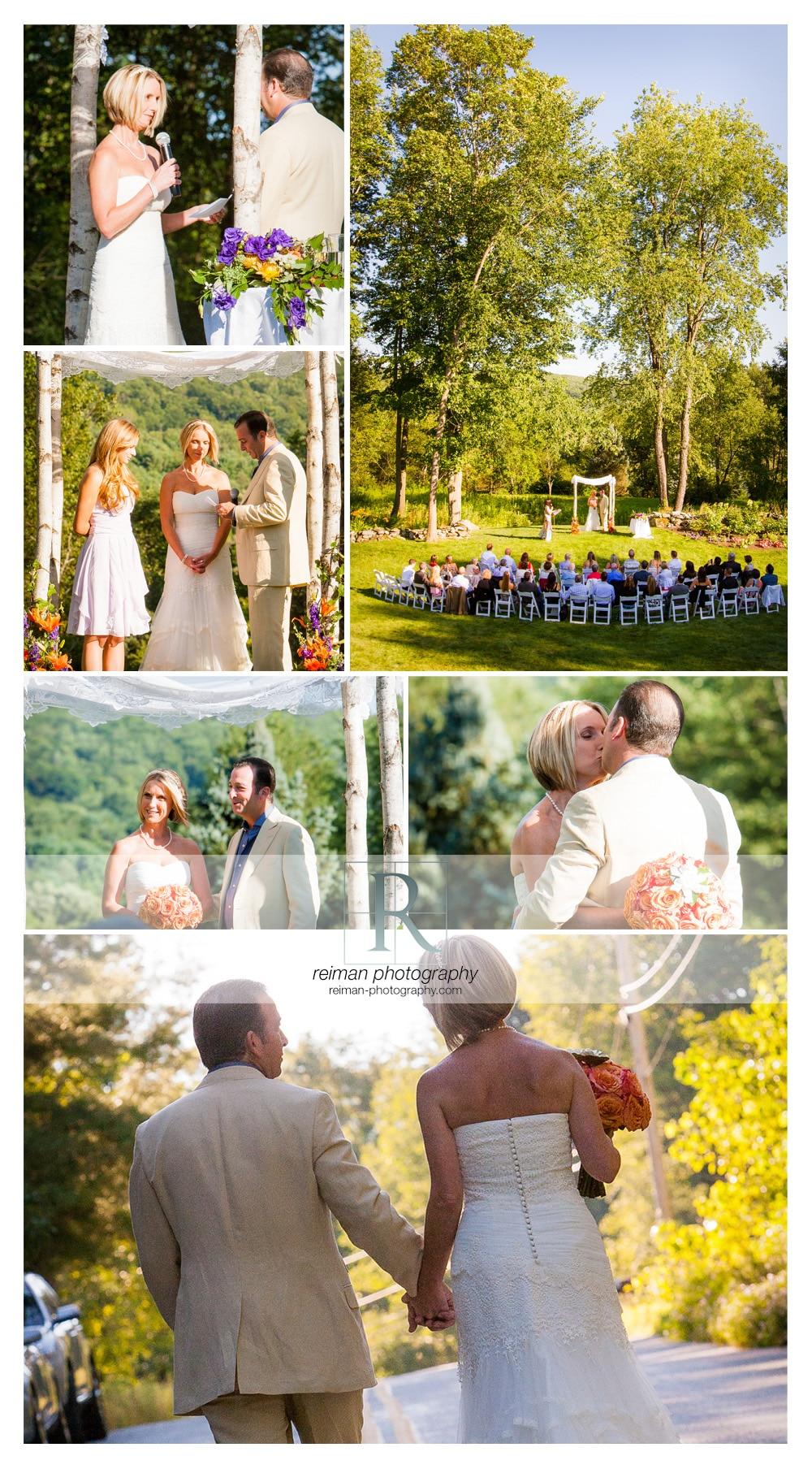 Wedding in The Berkshires, Reiman Photography, Elegant