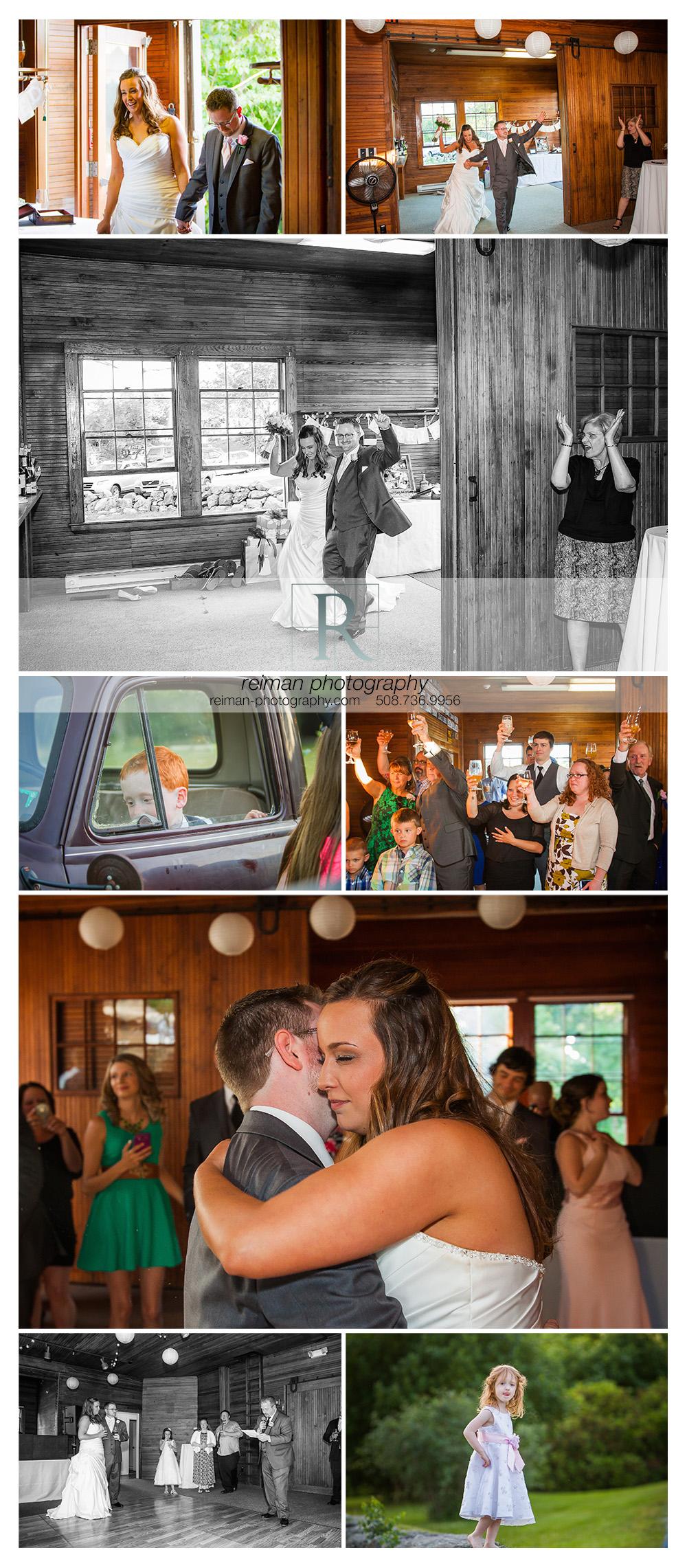 Rustic Wedding at The Codman Estate