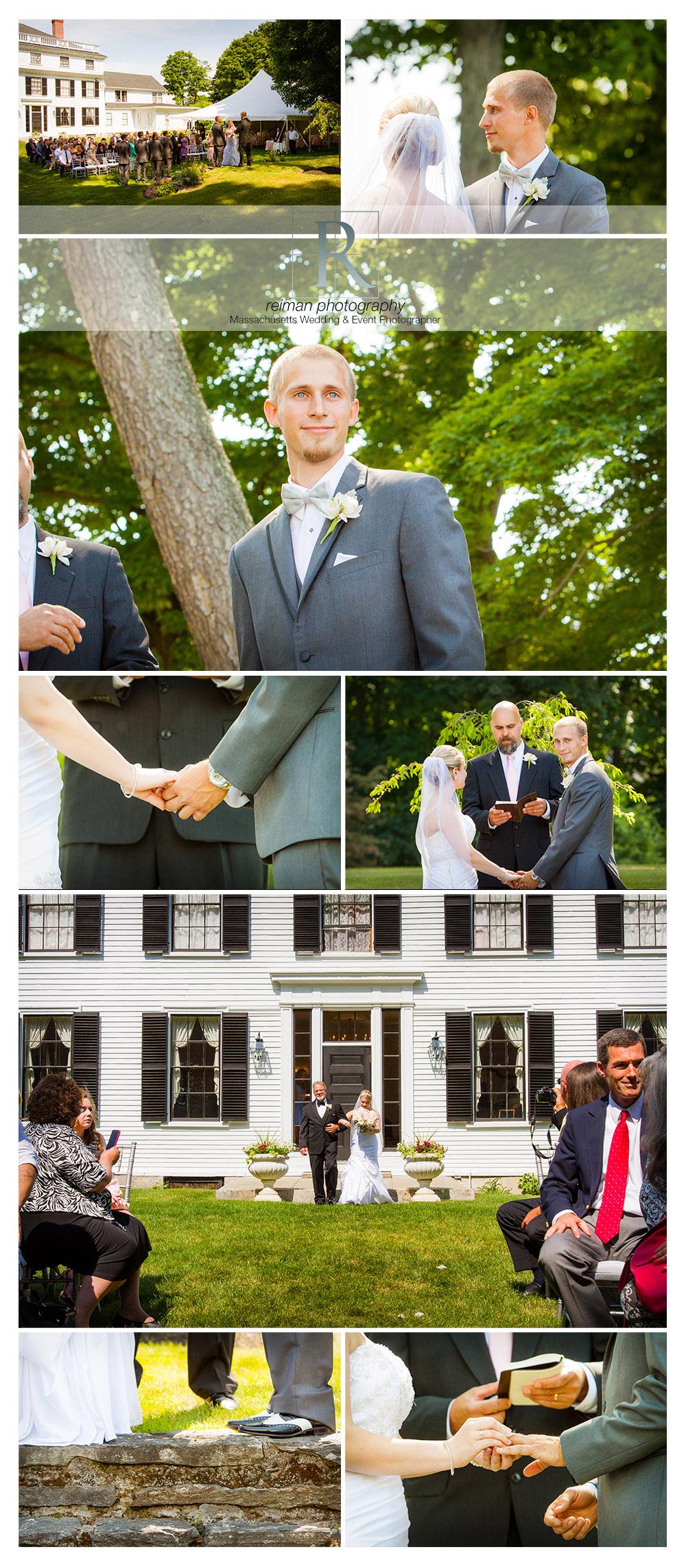 Wedding at Asa Waters Mansion