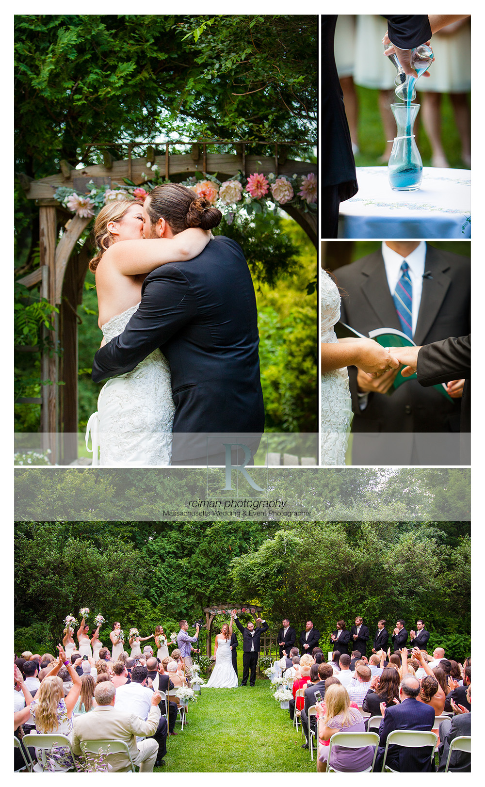 Wedding at The Smith Barn at Brooksby Farm