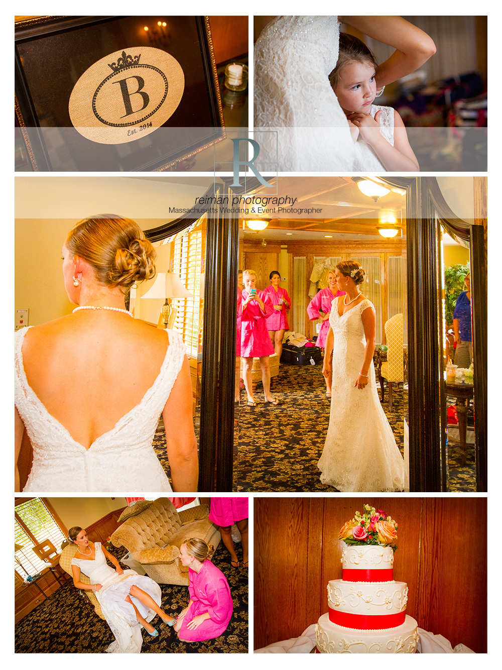 Wedding at Andover Country Club