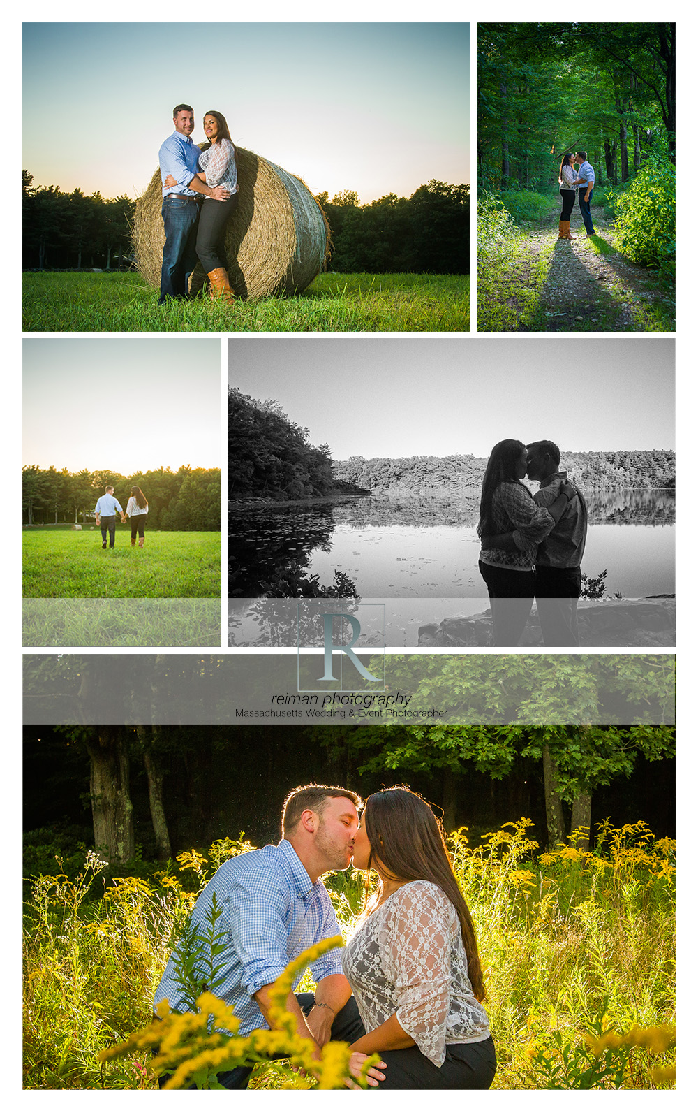 Engagement Session at Moore State Park