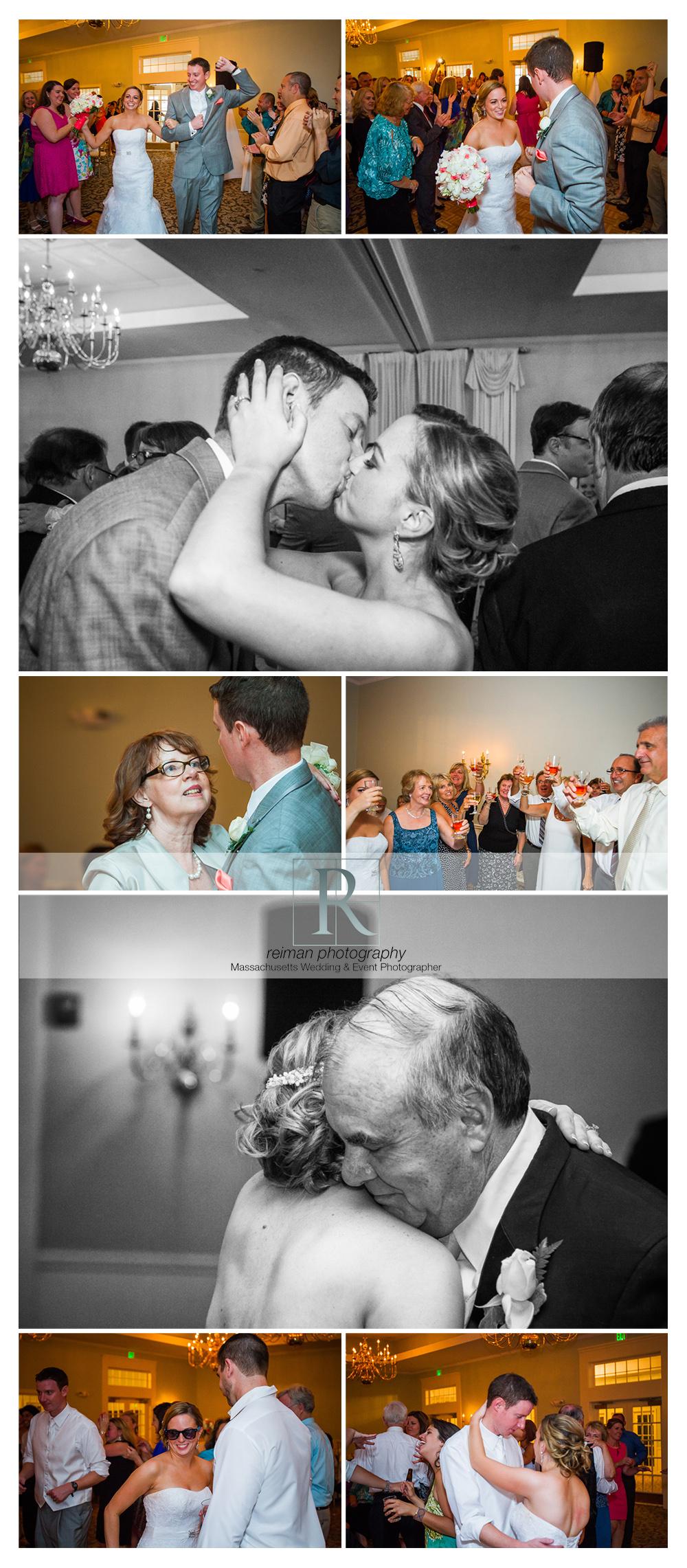 Chocksett Inn Wedding