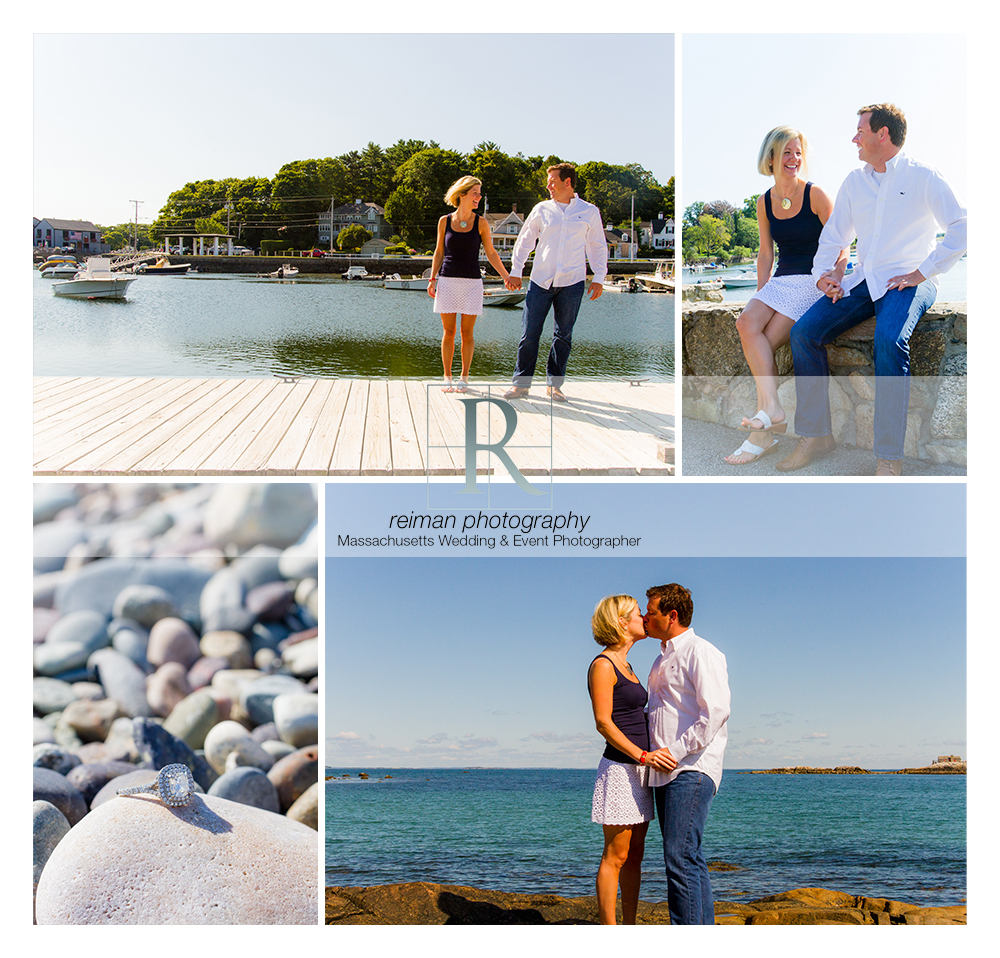Cohasset Harbor Engagement 01