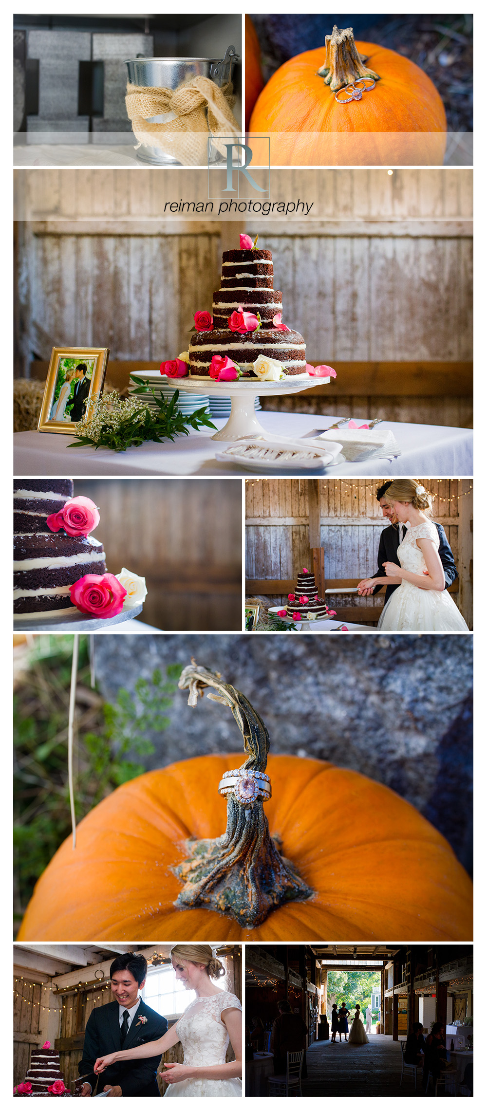 Codman Community Farm Wedding