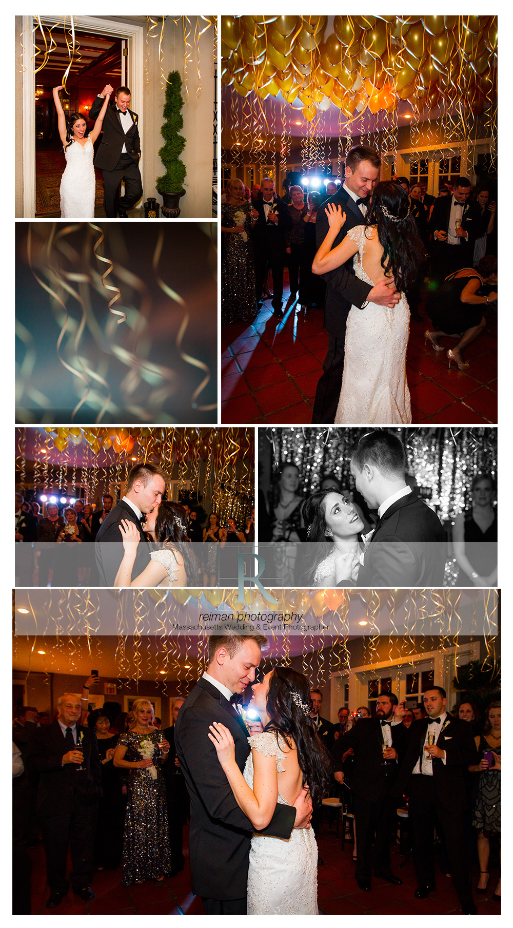 New Years Eve Wedding at Lord Thompson Manor