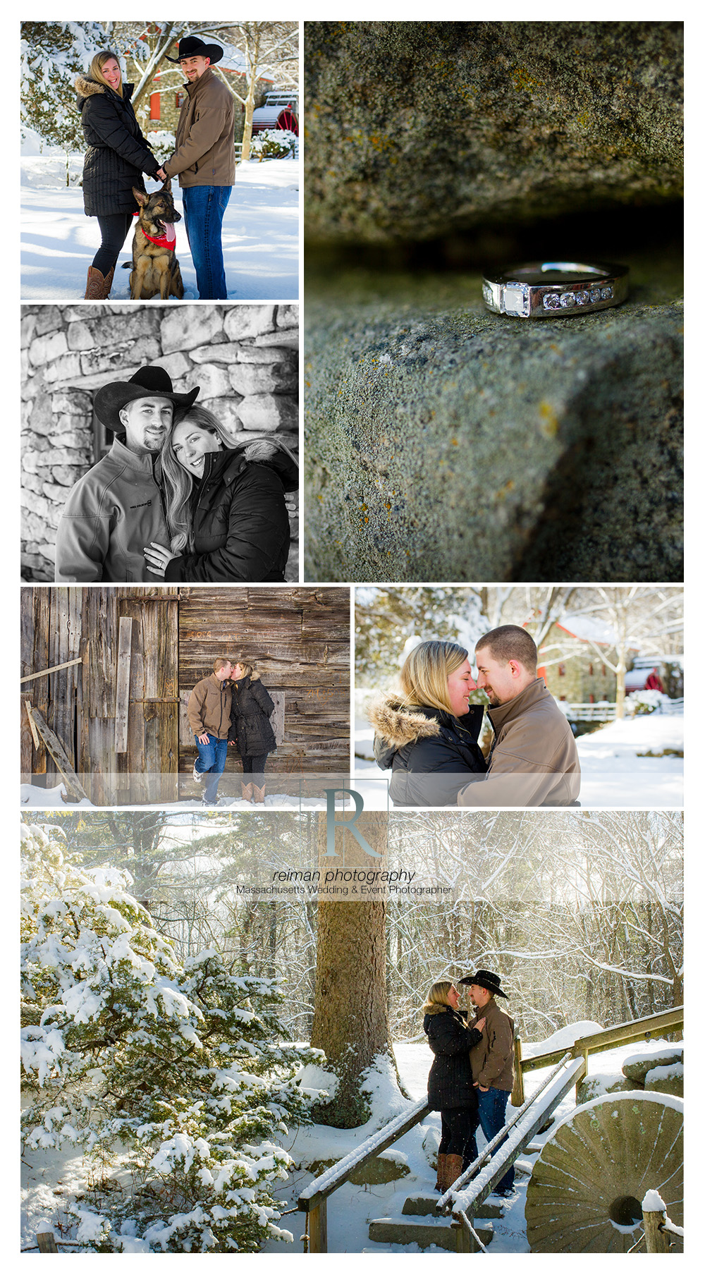 Sudbury Grist Mill Engagement Session | Brittany+Chad