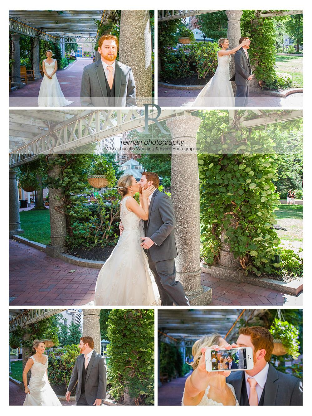 Boston Wedding, Reiman Photography