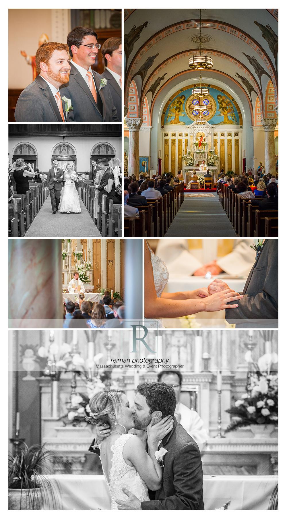 Sacred Heart Church, Photographer, Boston
