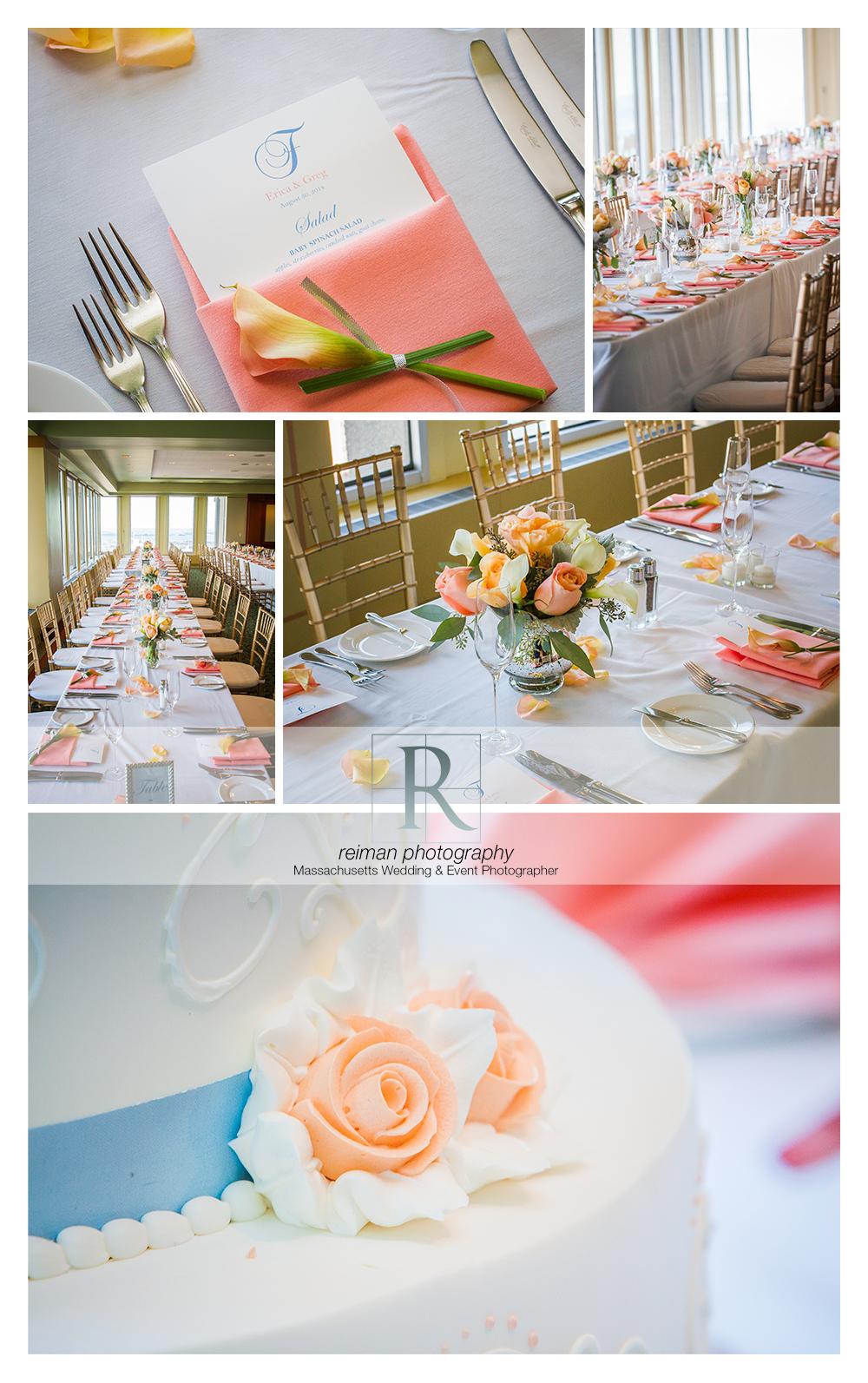 Umass Club, Wedding, Reception