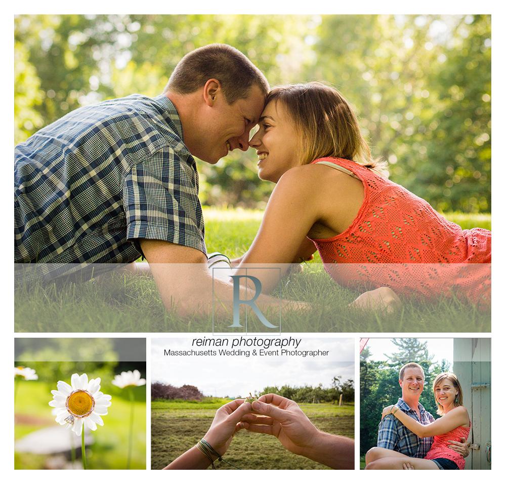 Reiman Photography, engagement, Leominster