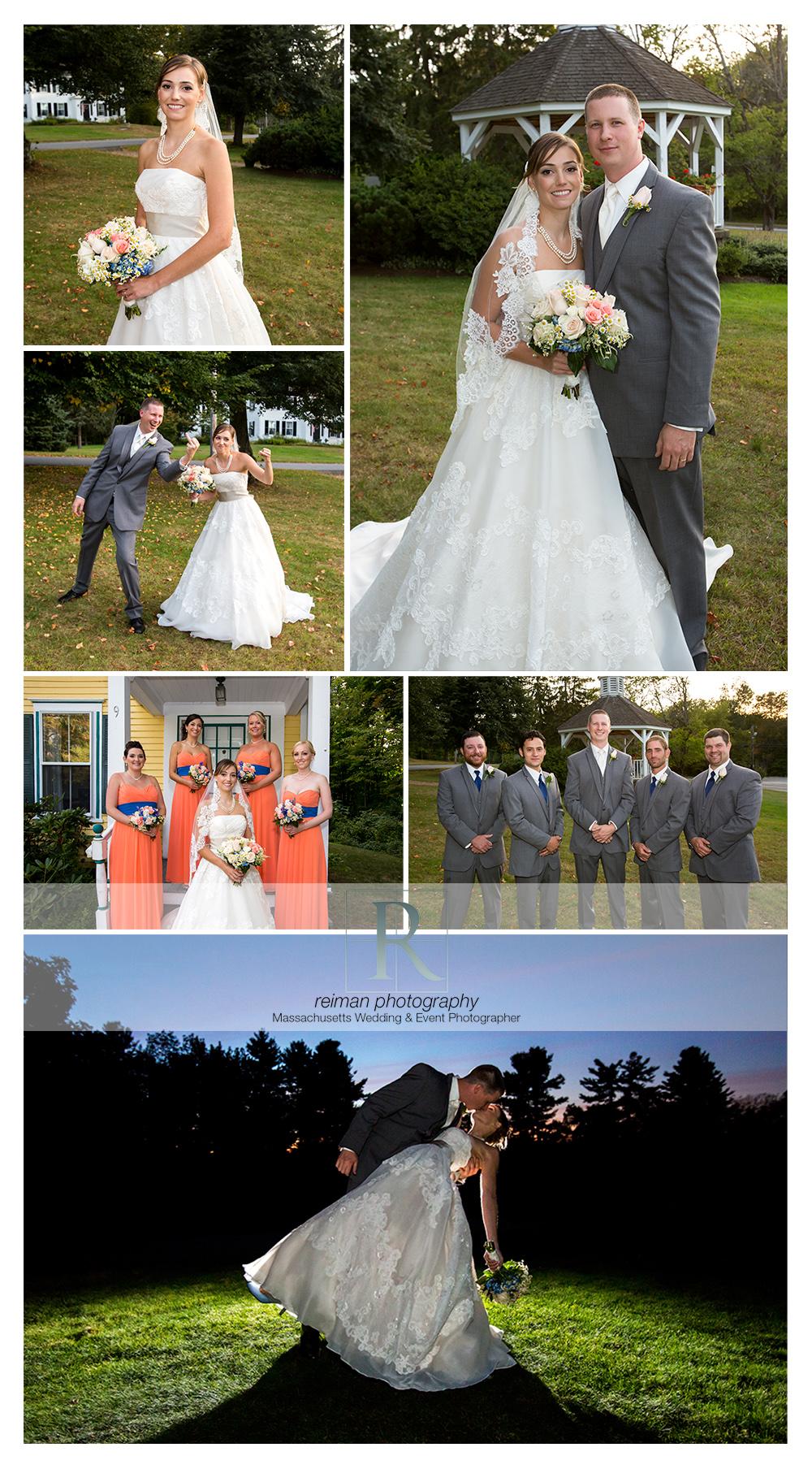 vintage, literature, wedding, Boylston, Cyprian Keyes, Reiman Photography