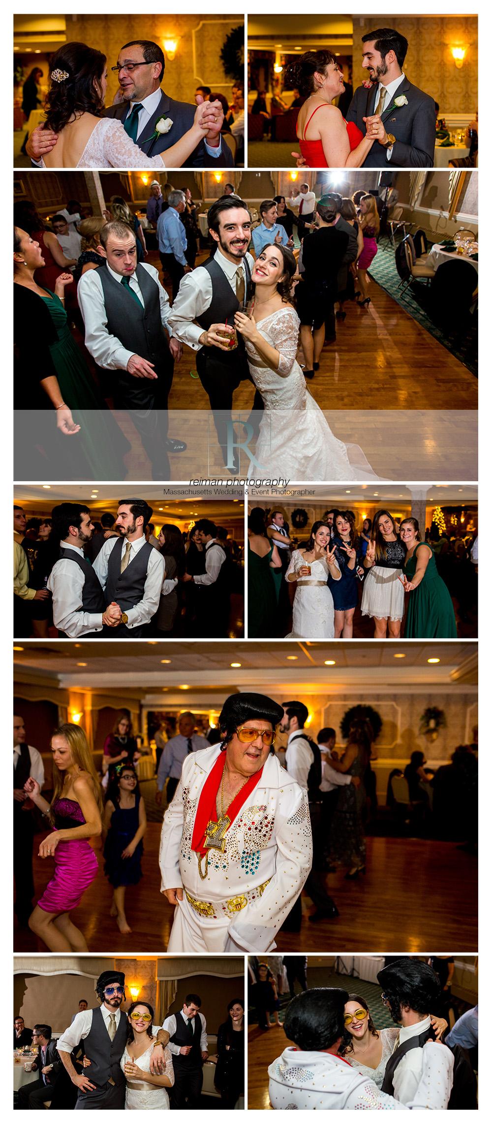 Reiman Photography, wedding, Wachusett Country Club, winter
