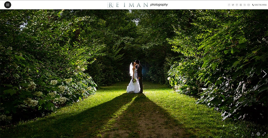 New Reiman Photography Site