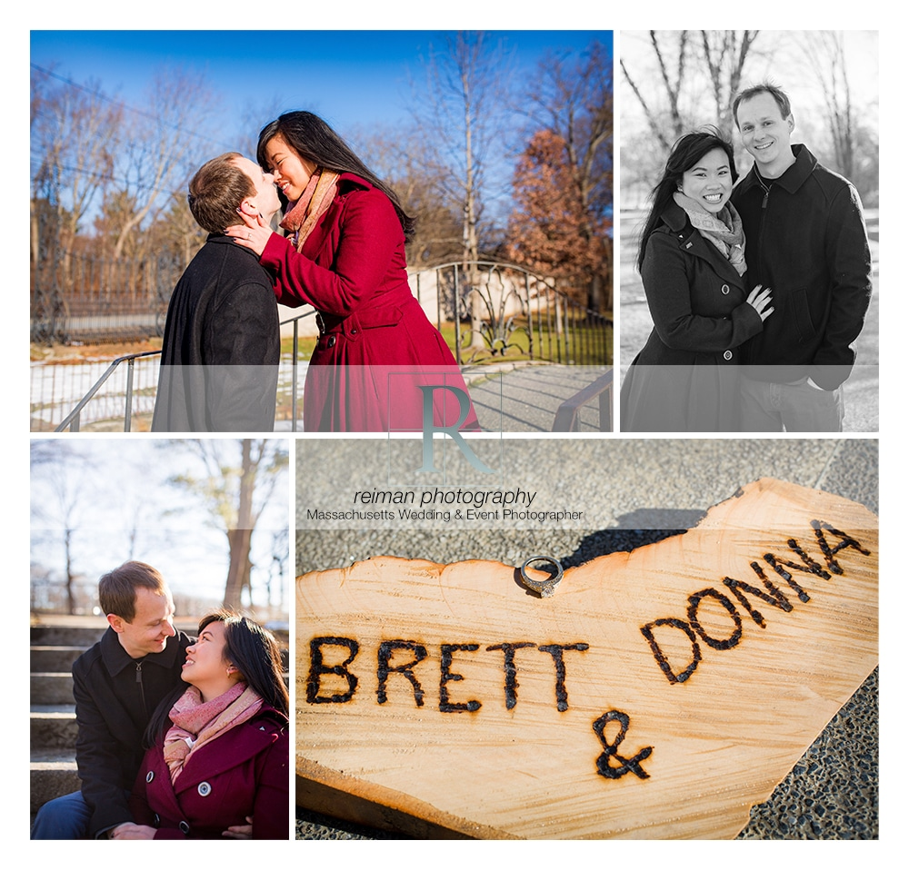 Larz Anderson Park, Engagement Session, Reiman Photography, Brookline