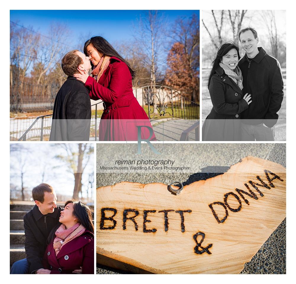 Larz Anderson Park, Engagement Session, Reiman Photography, Brookline
