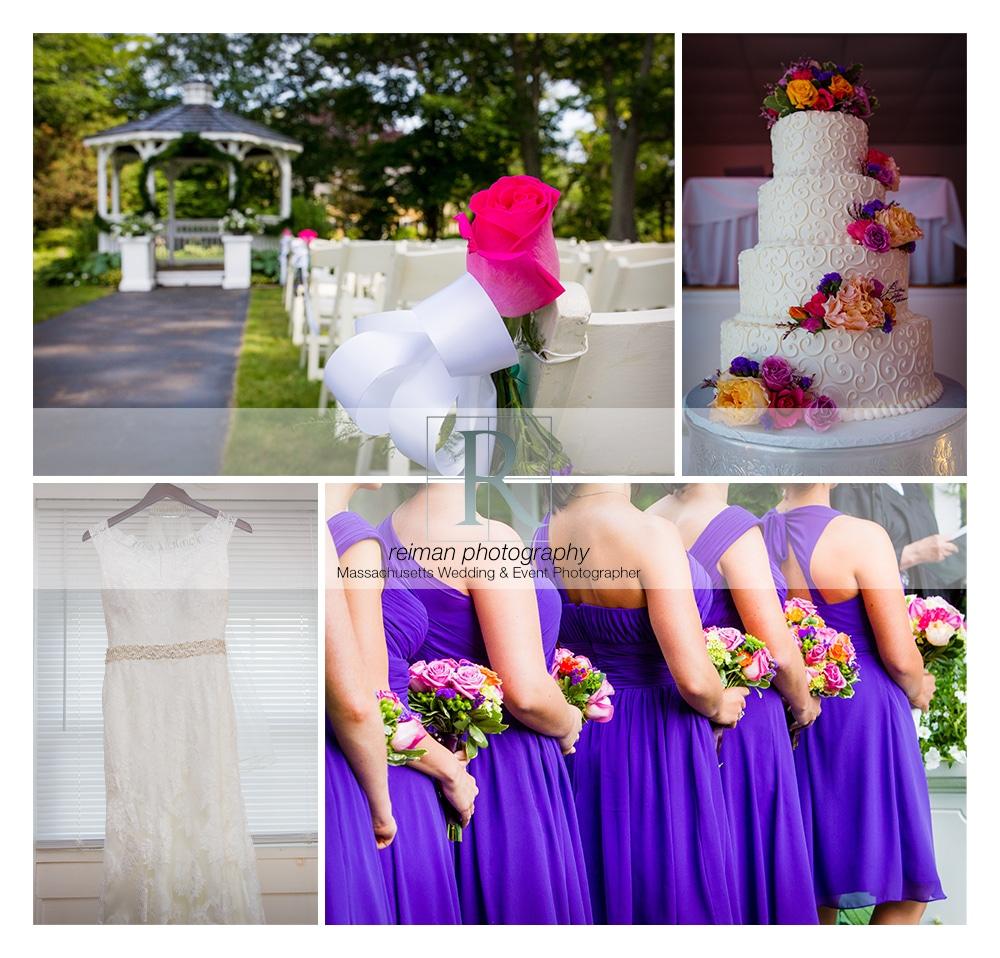 Nahant Country Club, Reiman Photography, Wedding