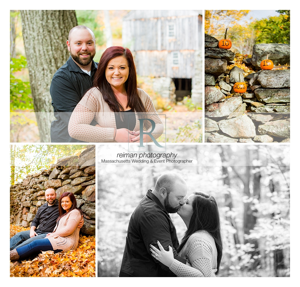 New England, Engagement, Reiman Photography, Moore State Park