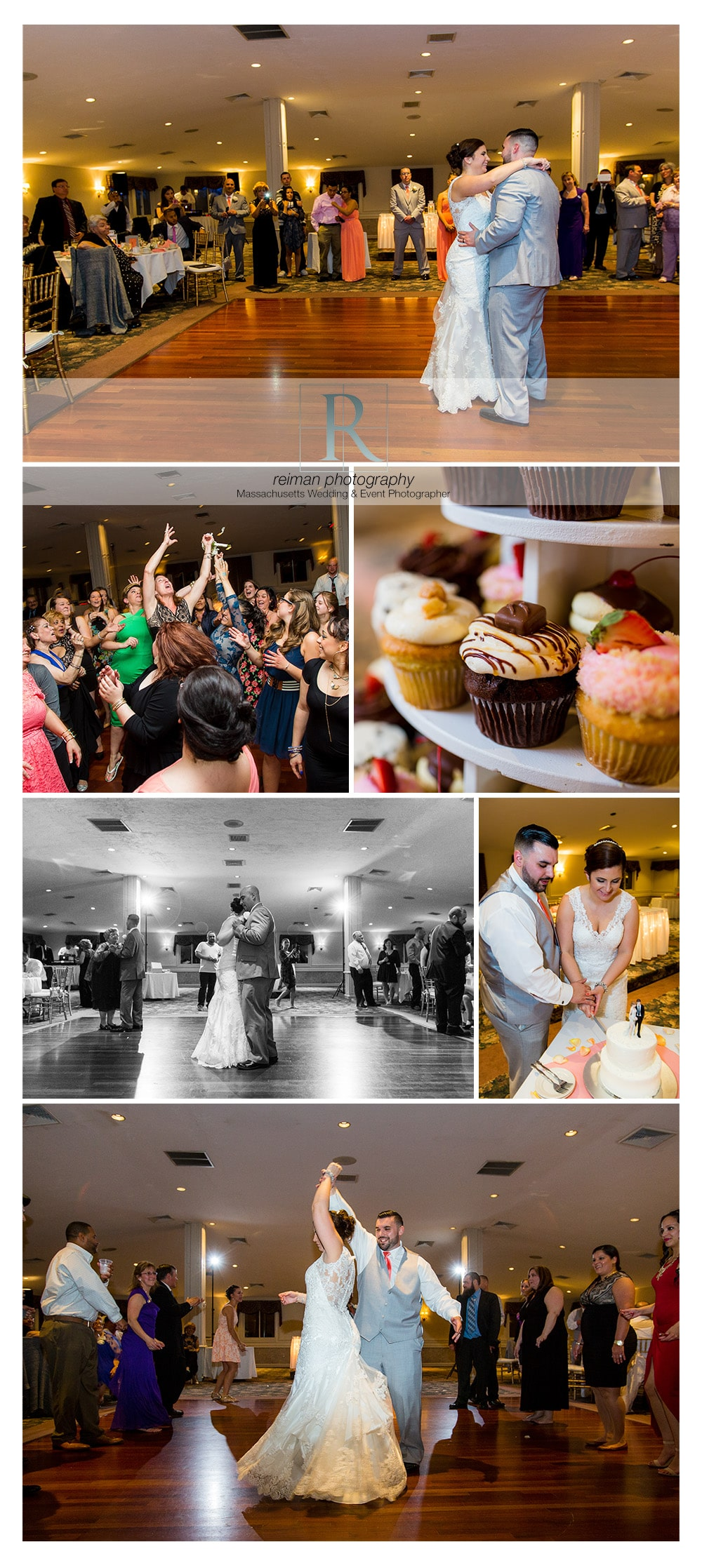 Leicester Country Club Wedding, Reiman Photography, Spring