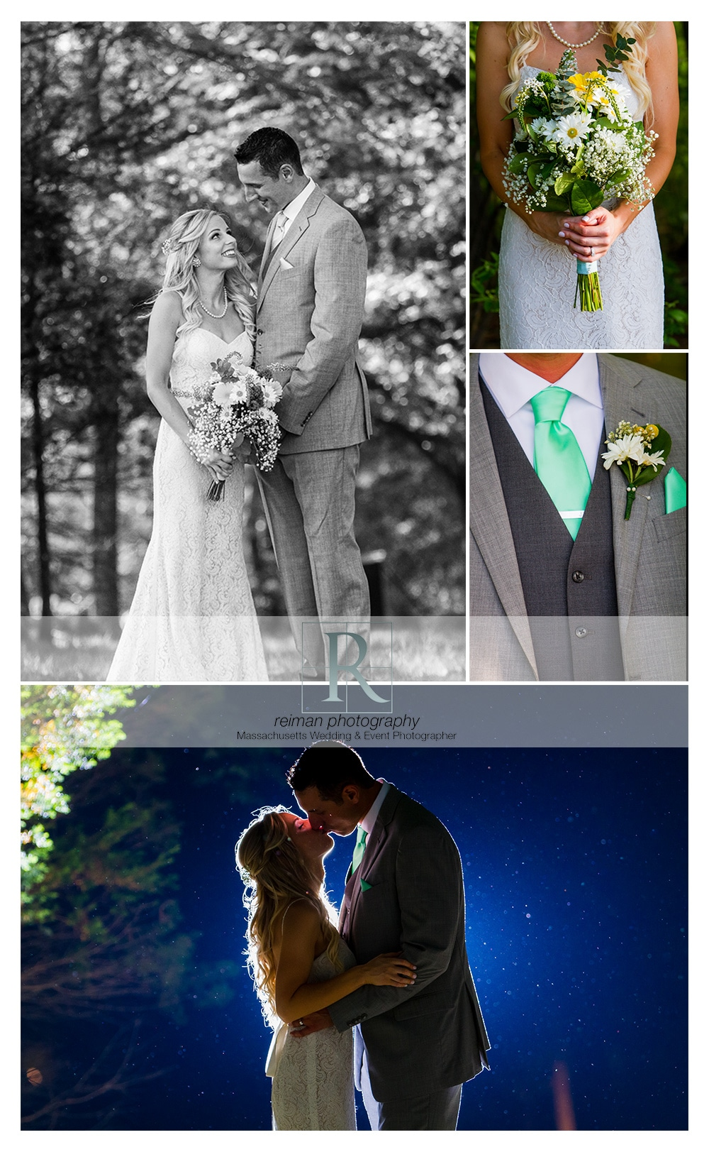 Warren Conference Center, Summer, Wedding