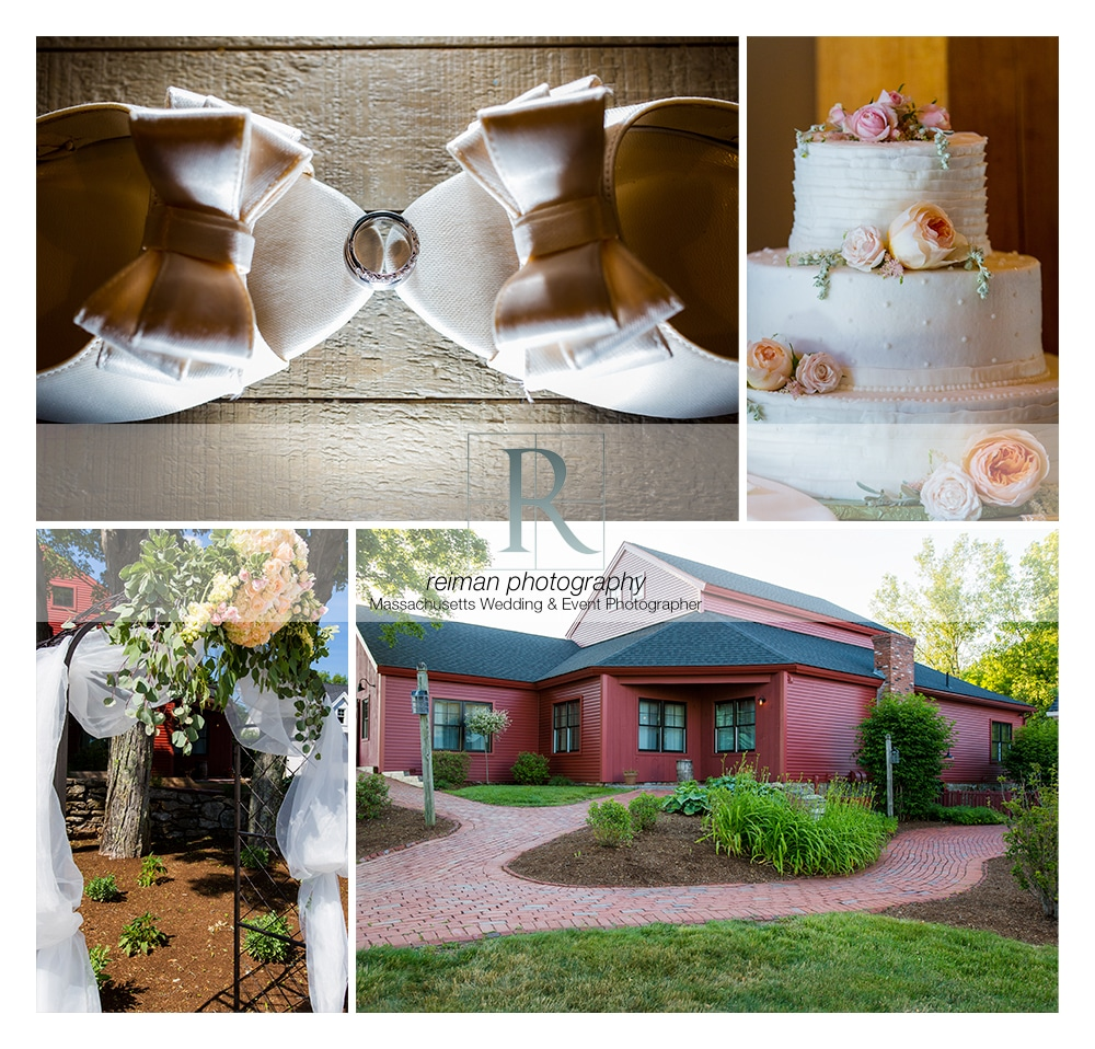 Barn at Wight Farm, Wedding, Summer, Reiman Photography