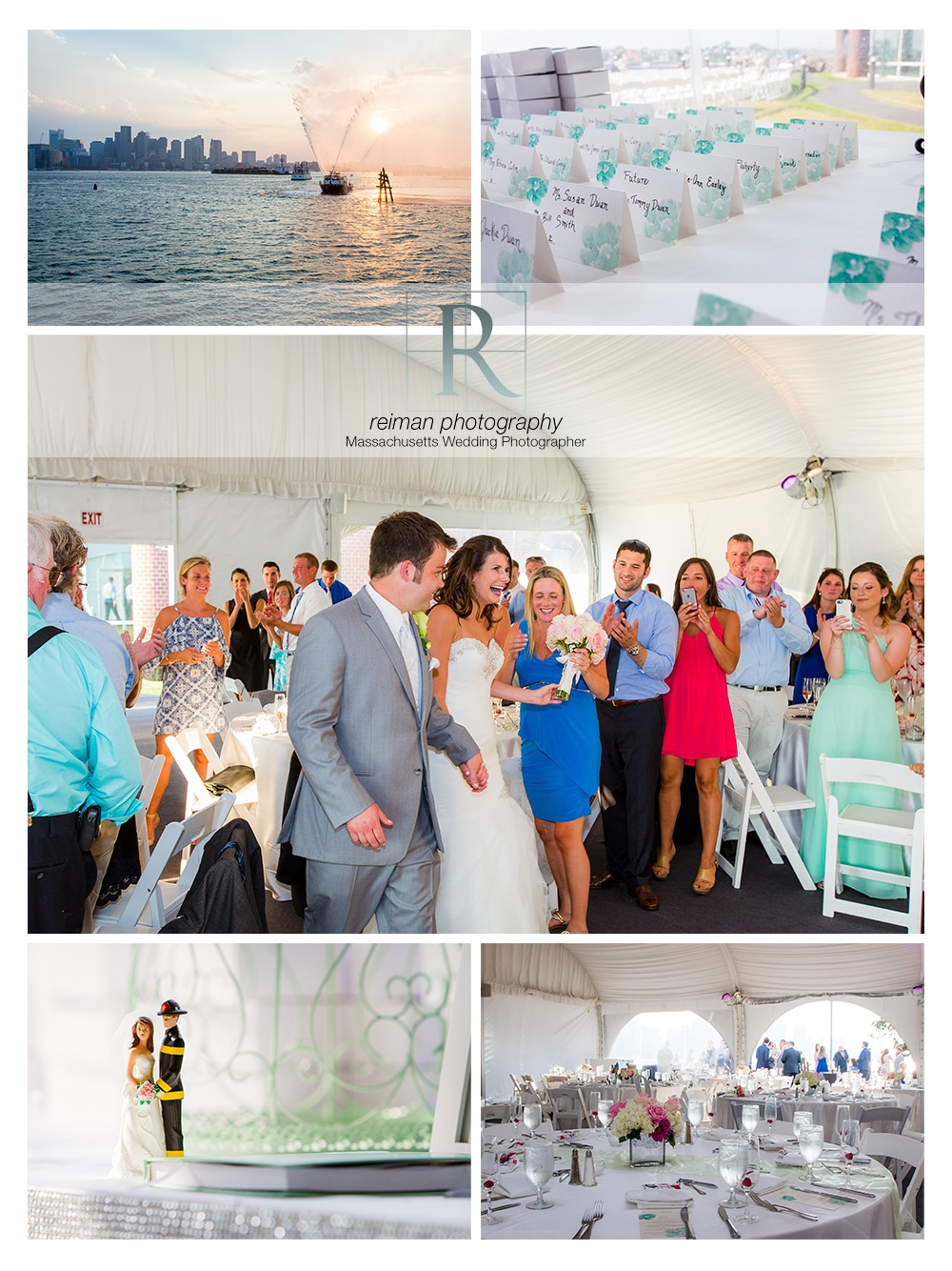 Hyatt Regency Boston Harbor, Wedding, Reiman Photography, Boston