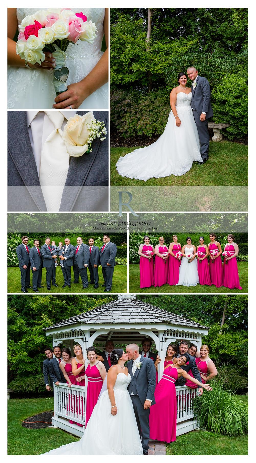 Wedding at the Chocksett Inn