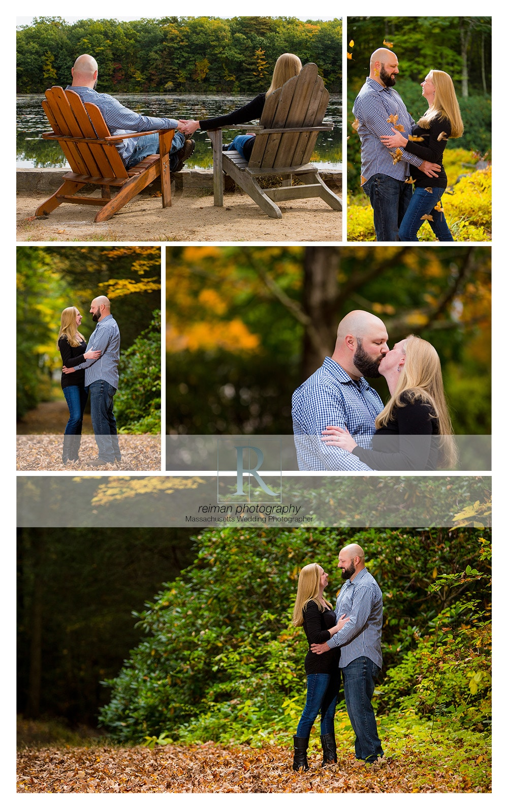 Moore State Park, Engagement, Reiman Photography, October