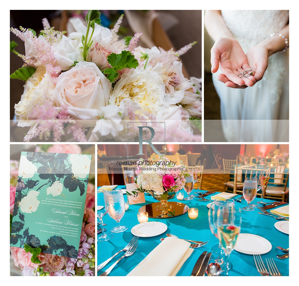 Elegant, Wedding, Westin Waltham Boston, Reiman Photography
