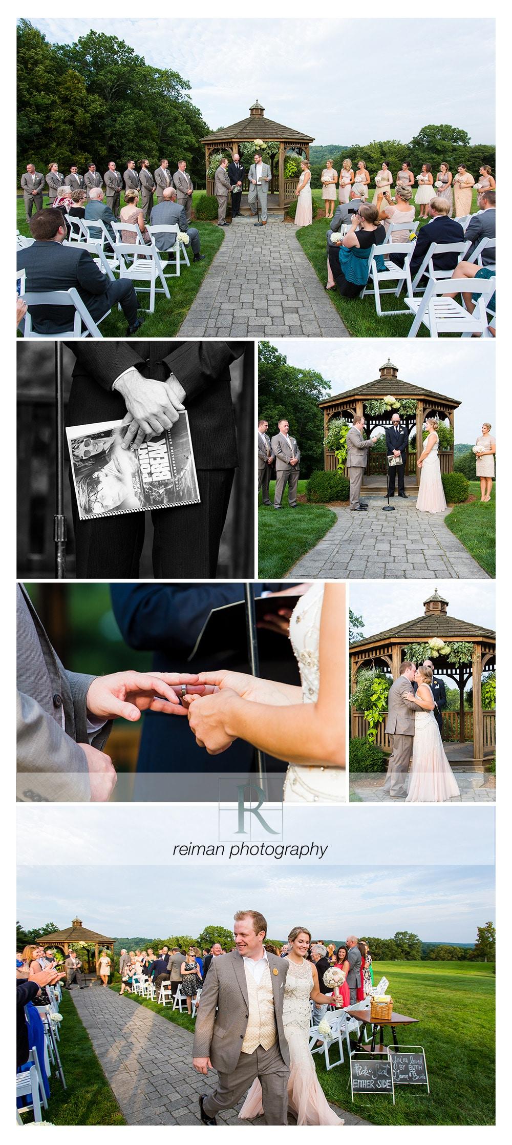 Rustic Wedding, Zukas Hilltop Barn, Reiman Photography
