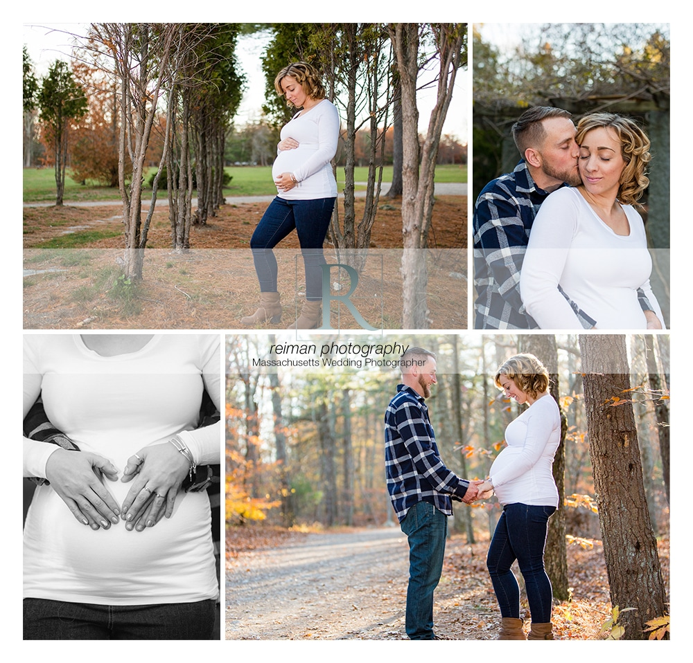 Fall Maternity Session, Reiman Photography, Borderland State Park