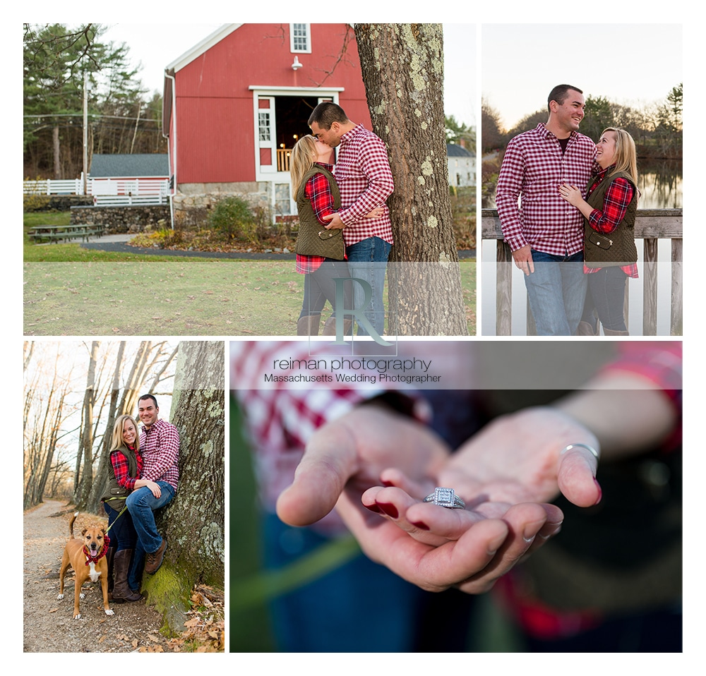 Heritage State Park Engagement, Reiman Photography, Evening