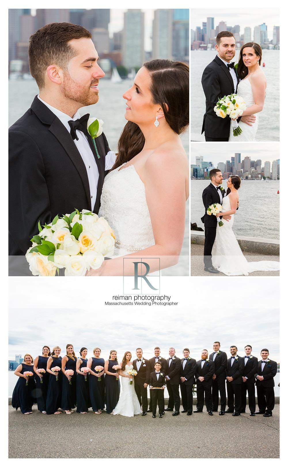 Hyatt Regency Boston Harbor Hotel, Wedding, Spring, Boston Wedding