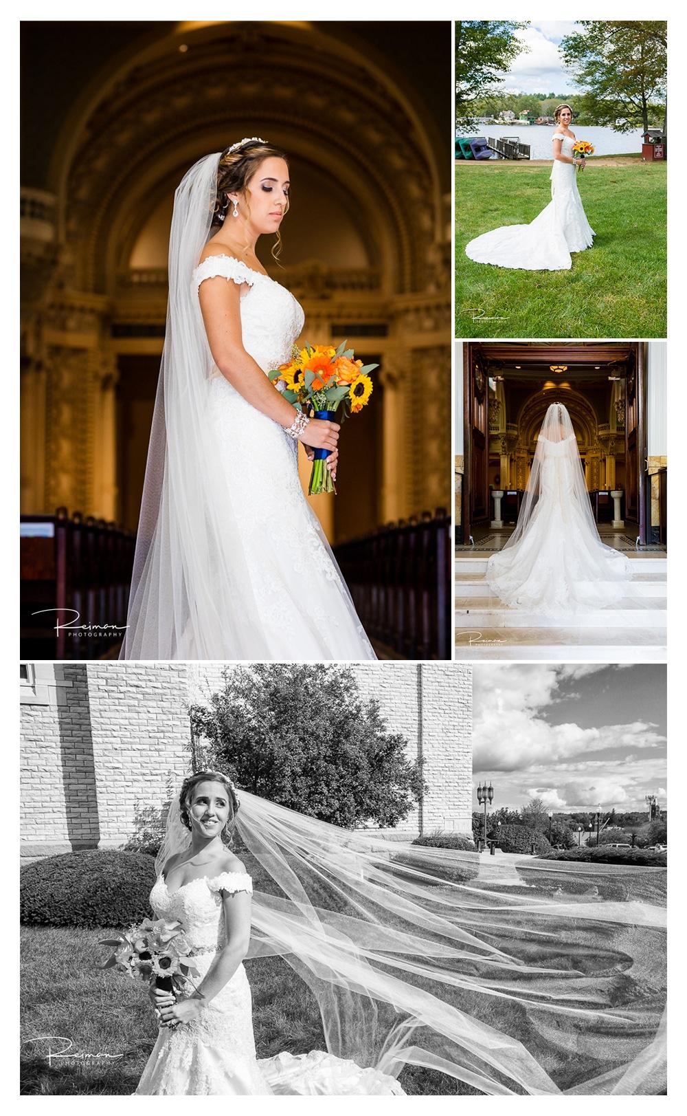 La Salle Reception Center Wedding, Reiman Photography, Southbridge, Wedding