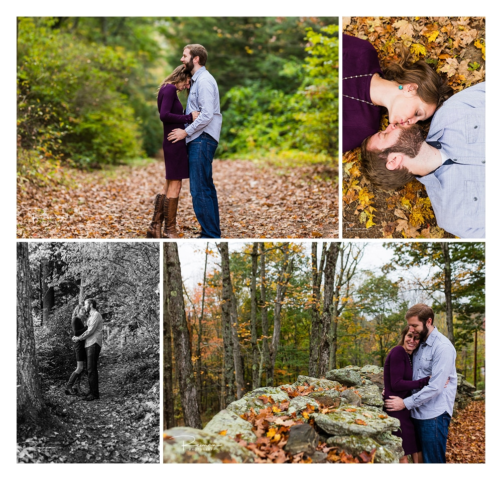 Paxton Engagement Session, Reiman Photography, Early Morning, Fall, Moore State Park