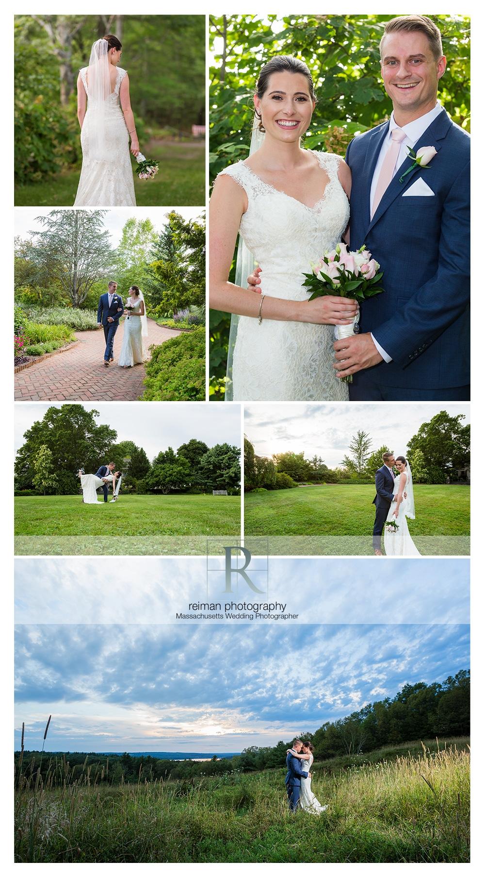 Elegant Wedding at Tower Hill, Tower Hill Botanical Garden, Reiman Photography, Summer, Wedding
