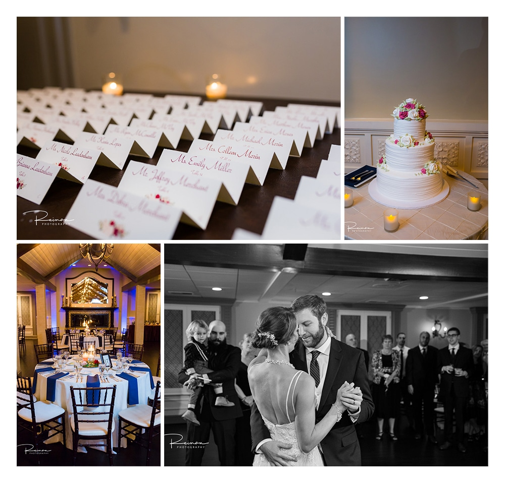November, Wedding, The Villa, Saphire Group, Reiman Photography, Eastbridgewater