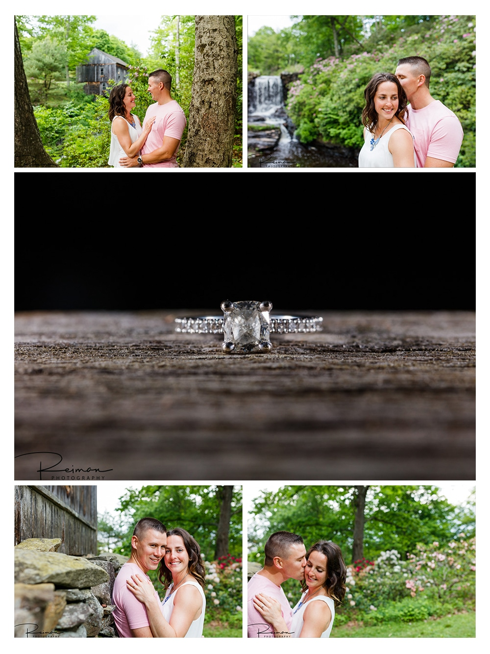 Moor State Park, Engagement Session, Reiman Photography, Summer, Evening, June