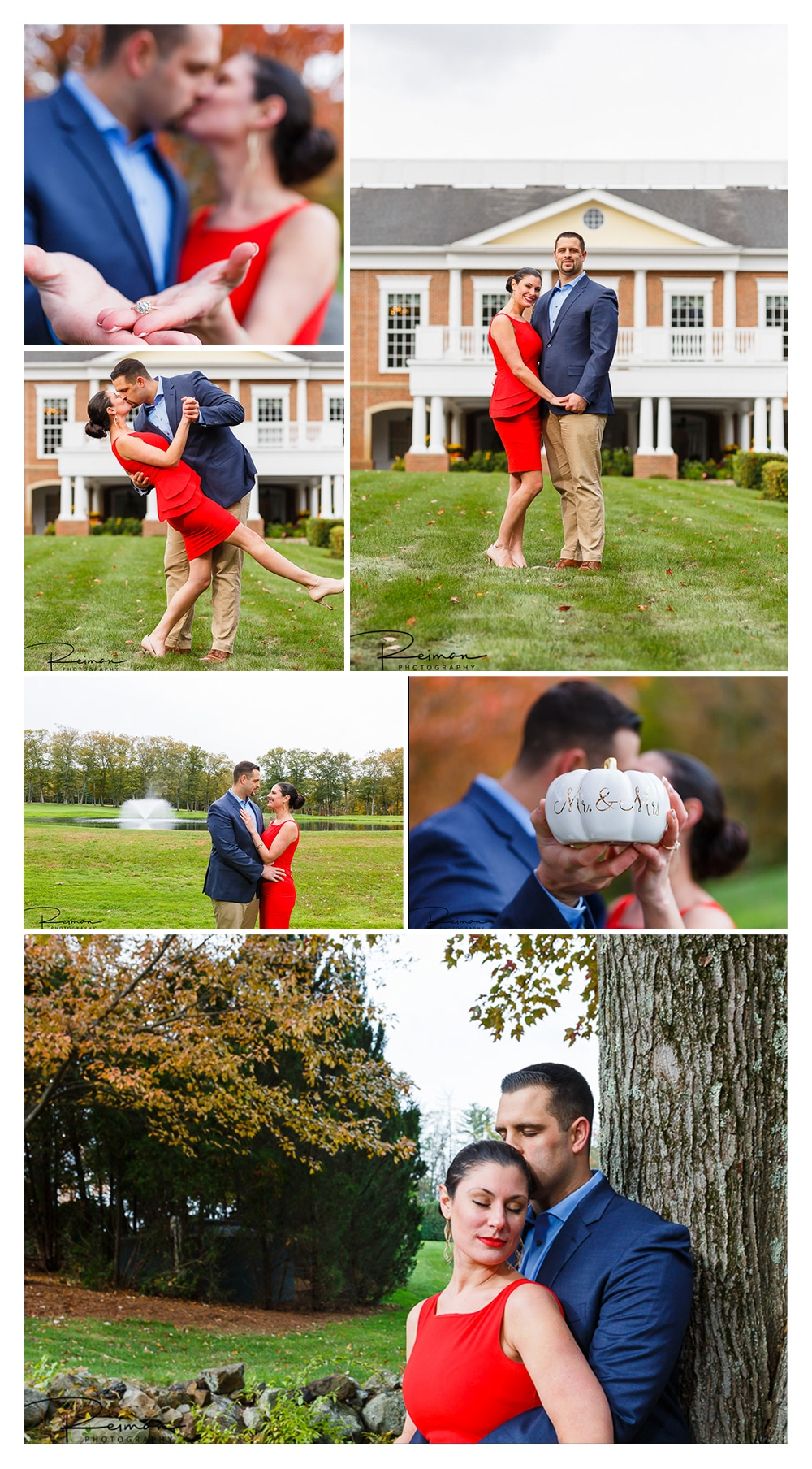 Engagement Session, Charter Oaks Country Club, Reiman Photography