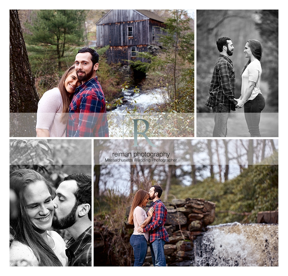 Rustic, Engagement Session, Moore State Park, Reiman Photography