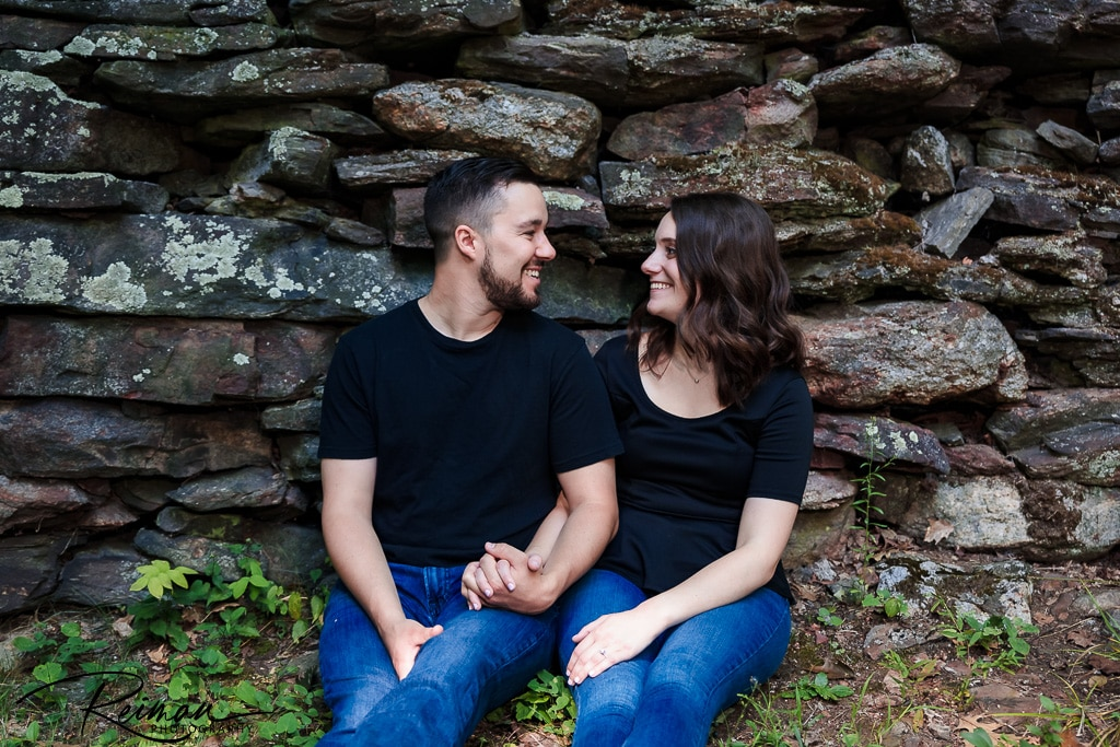 Moore State Park, Engagement Session, Reiman Photography, Summer, Love in the time of COVID
