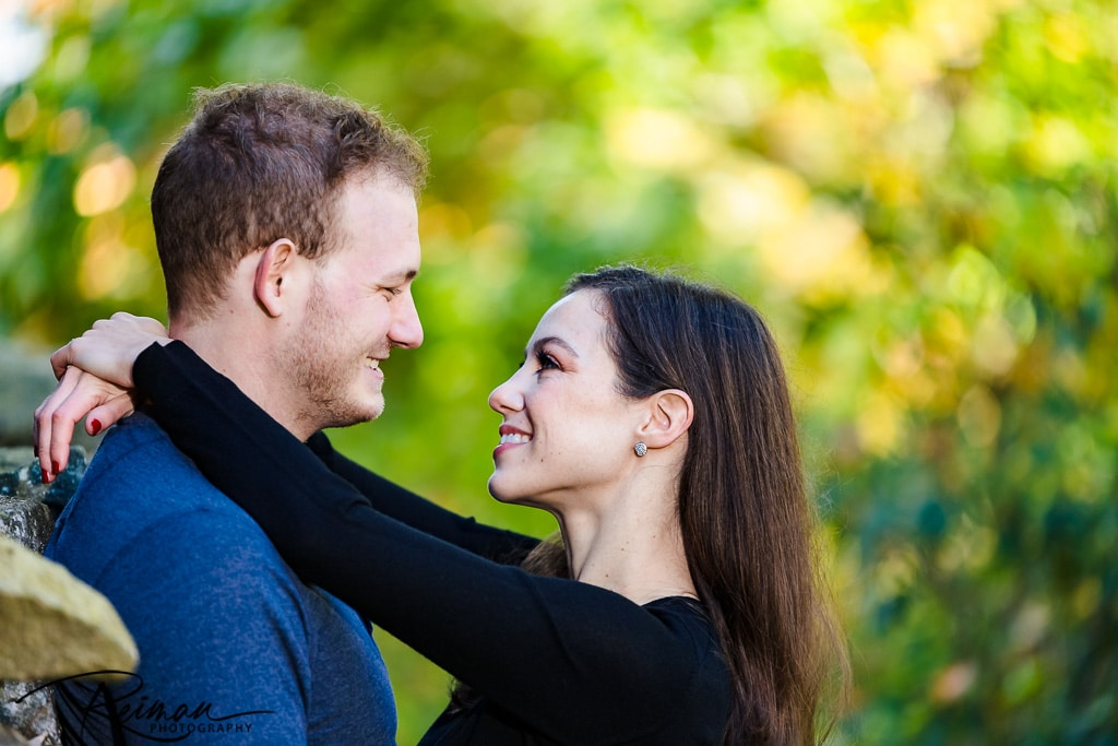 Reiman Photography, Wedding Photographer, Engagement Photographer, Early October Engagement Session at Moore State Park